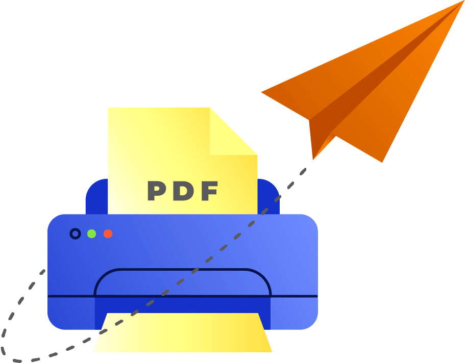 Illustration PDF-Export in TEGO.CLASS